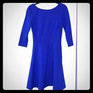Electric/ Royal Blue Banana Republic Dress Sz 2